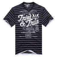 Free shipping plus size xxxl 4xl 5xl 6xl 7xl men's clothing plus size summer short-sleeve T-shirt V-neck pullover Large t shirt