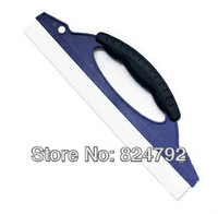 hot sell Car wiper blade car handle wiper plate glass scraper water, scraping scimitar-shaped scraper