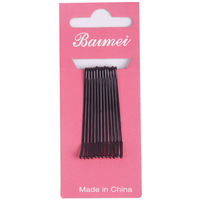Wig non-mainstream high temperature wire women's hairpin girls hair pin clip side-knotted clip 2