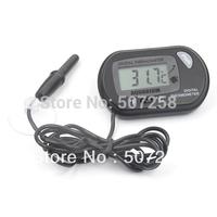 100pcs/lot free shipping  Aquarium Digital Thermometer