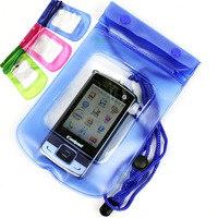 Mobile phone waterproof camera bag waterproof battery bag credential pocket submersible sets