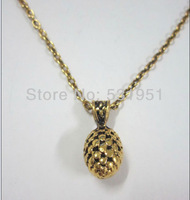 Free Shipping!!Game of Thrones Dragon Egg Necklace Glden egg necklace Christmas Gift
