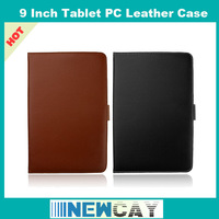 "9"" inch MID PU Leather Protect Cover Stand Case"