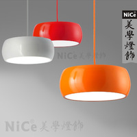Nice lighting acrylic modern brief fashion single pendant light child light