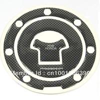 NEW Carbon Fiber Fuel Tank  Pad  Gas Cap CoverFor Honda BK