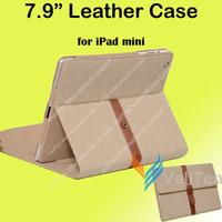 "7.9"" Genuine Leather Protective Cover Case for Apple iPad mini iPadmini cover Shockproof Anti-Dust"