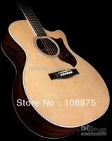 2013best guitar GPCPA3 Cutaway Acoustic / Electric Guitar w/ Aura Natural100% Excellent Quality
