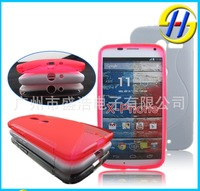 Free shipping for MOTO X PHONE  tpu s  line soft case