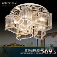 Crystal lamp fashion modern ceiling light bedroom lamps lighting restaurant lamp 20187 dome light
