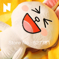 Plush toy 40cm Line plush toys Cony toys birthday gift gifts for christmas gifts for all festival with tags free shipping