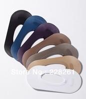 Colorful wild life comfortable velvet invisible socks - female models