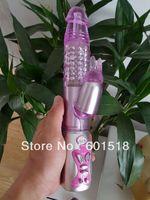 Wholesale -turn bead multi-function vibrating Sex toys for women, fishtail G Spot vibrator  GFW-2040NB