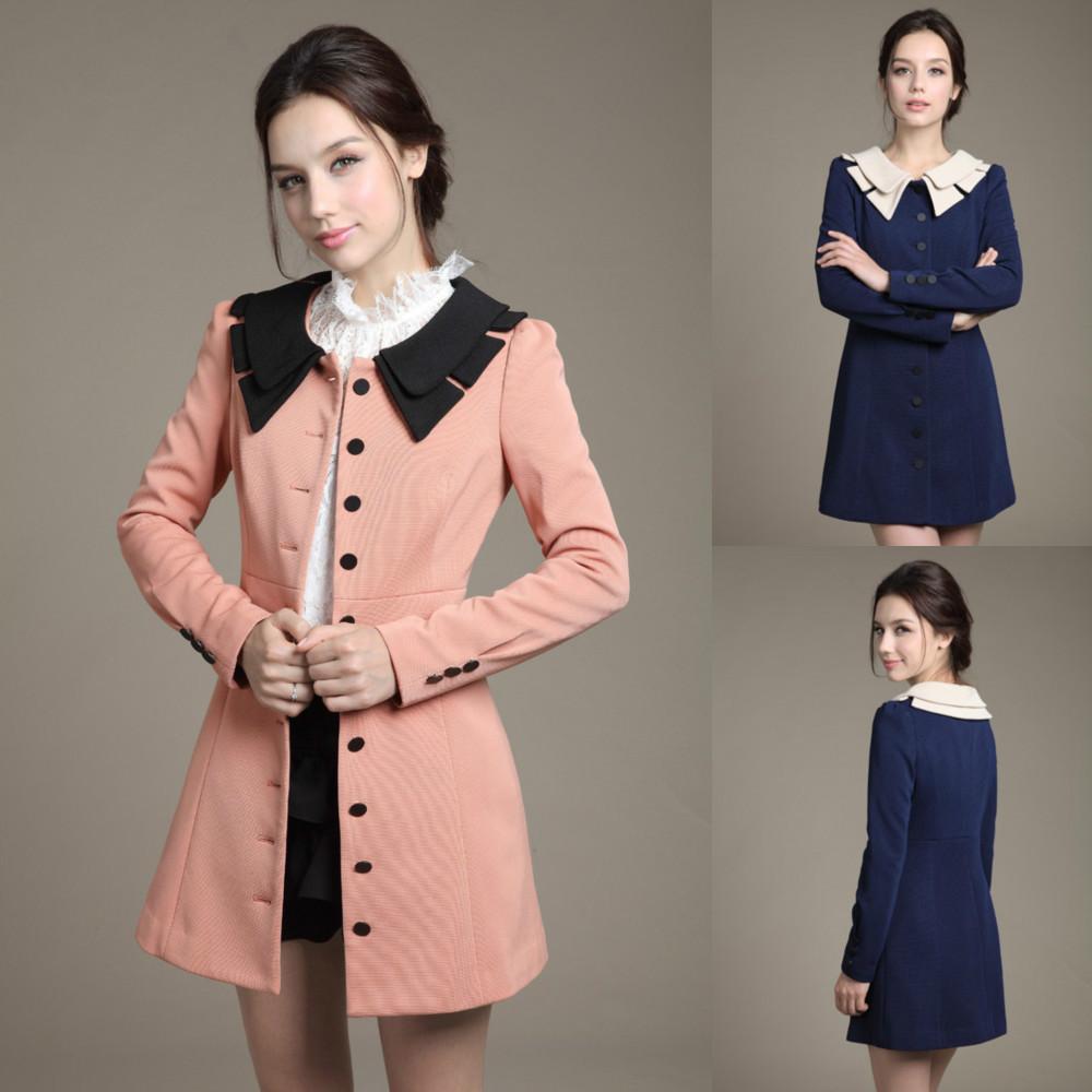 Designer women coat