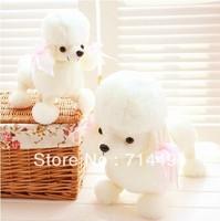 20cm Shepherd Dog Plush Toy poodle size doll doll creative female birthday gift free shipping