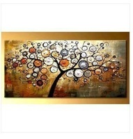 MODERN ABSTRACT LARGE CANVAS ART OIL PAINTING (No frame) N.616