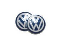 Remote key logos badges for Volkswagen Polo Golf Passat Bora 10pcs