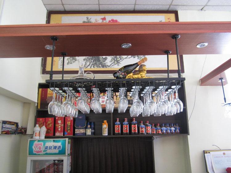 Achetez en gros tag re en verre en ligne des grossistes tag re en verre c - Porte verre suspendu bar ...