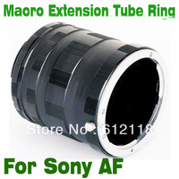 Extension Tube Macro Ring for Sony A DSLR and Minalta MA Lens A580 A55