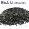 New 20000pcs Black 2mm Nail Decoration Rhinestones Decoration Glitter For DIY Tips Decoration