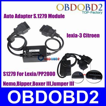 Для Lexia3 PP2000 Citroen новых автомобилей S1279 модуль интерфейс ( в поисках немо, ...