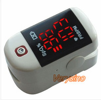 FREE SHIPPING, BSI001 Finger Pulse Oximeter