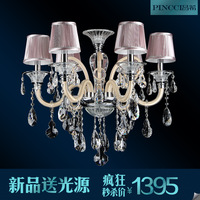 Luxury crystal bedroom lamps s22-6