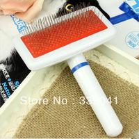 Shedding Brush Comb Pet Fur Clean Grooming Dog Cat Grip Long Short Hair Tool Quick Clean Tool Pet Fur Grooming Dog Cat Hair