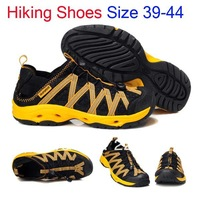 Free Shipping Outdoor Hiking/Trail Running Shoes Breathable Water Shoes 4 Colors Free Shipping Size 36-44
