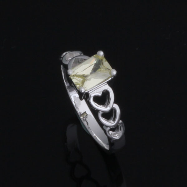 popular engagement rings from china best selling