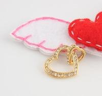 18k fashion gold filled pendant, free shipping