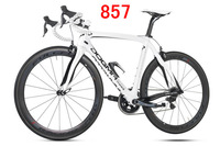 2014 Pinarello 857 model DI2 Dogma 65.1Carbon Bicycle Frame+fork+seatpost+clamp+headset+ carbon wheelset + handlebar bike frame