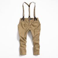 Freeshipping Brand 2013 capris knee length trousers harem capris pants female slim suspenders capris cat