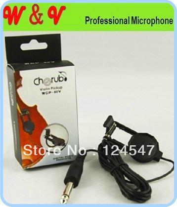 Microfoon viool