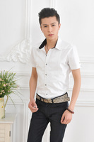 New arrival ! quality clothing - wardrobe full 1026 short-sleeve shirt