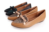 2013 genuine leather elevator shoes sheepskin fashion horsehair