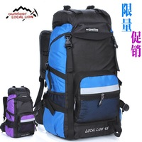 Outdoor backpack mountaineering bag travel bag large capacity backpack 394