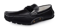 2013 Top fashion men casual flats brand business shoes hot sale loafer for men