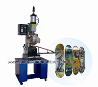 Heat Transfer Machine for Skateboard Deck Printing