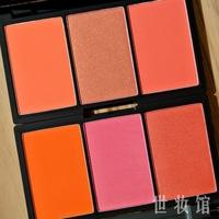 Sleek by3 three-color limited edition blush cheek plate 20g matt pearlizing