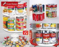 Refrigerator can tamer cola shelf beer rac