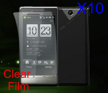 Design Mobile Phone Accessory phone screen protect filmFor HTC Diamond 2/T5353  free shipping 10 pcs high definition film  ""