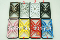 Newest Fashion Limousines wheel shell case for iphone4 4s plastic hard skin protective cover 1pcs/lot Free shipping