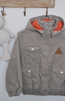 Outerwear corduroy wadded jacket 100% cotton cotton-padded jacket 100% cotton corduroy cotton-padded jacket 110 - 160