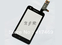 Black LCD Touch Digitizer Screen For  Lenovo A660  High quality, Free shipping with a tracking number