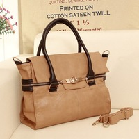 free shipping Bags - 2014 women's handbag fashion elegant buckle bag vintage fashion women's messenger bag