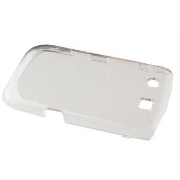 Popular Crystal Clear Hard Cover Case for Black//berry Torch 9800 Hot Selling