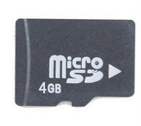 Free shipping Micro TF memory card / SD card with 3D IGO8 GPS map within IGO8 GPS software