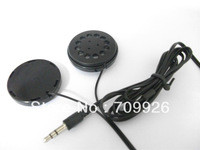 Flat headphones/Cheap headsets/Big size speaker headphones /Min order 1000pcs free shipping via fedex