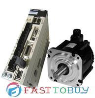 200V 11KW  Sigma 5 Servo System SGDV-590A01A+SGMGV-1AADA61 New