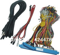 36+10 pin wire harness with power cord for casino game board/ cable for slot machine